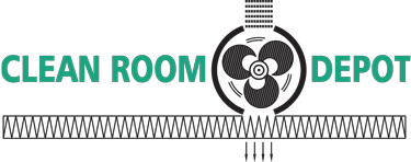 Clean Room Depot Logo